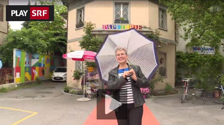 Rita und die Schirmwelt auf SRF 1