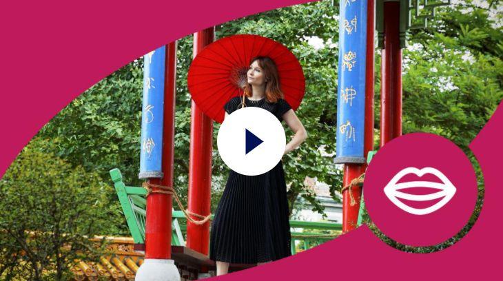 Unsere Schirme im Bluewin-Video